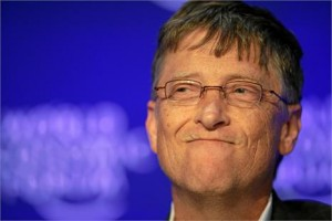 Bill Gates diz que iPad não passa de um Tablet.