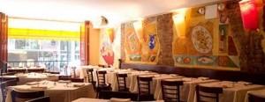 Restaurante italiano de Nova York abre filial em São Paulo.