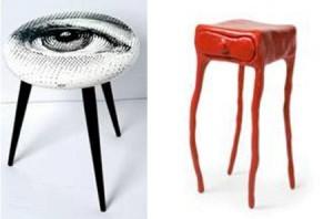 Loja ou galeria de arte? A sensação quando se entra na Poeira é a de se estar numa exposição coletiva de design.