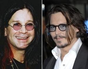 Johnny Depp no papel de Ozzy Osbourne? É o que o cantor quer para filme sobre a vida dele.