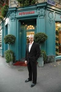 Toninho Abdalla conta tudo sobre a boutique de caviar Petrossian no Brasil.