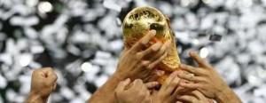 Taça da Copa do Mundo 2010 será guardada em um baú da Loius Vuitton.