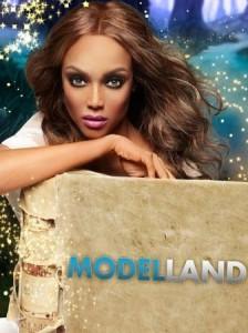 """Tyra Banks acaba de anunciar que está escrevendo o primeiro romance dela, batizado de """"Modelland""""."""