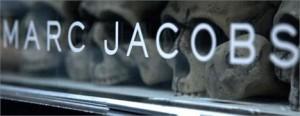 Susto na loja de Marc Jacobs no SoHo, em Manhattan.