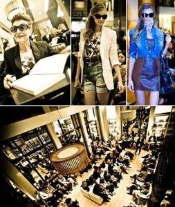 "Costanza Pascolato e Dolce & Gabbana abrem 2ª edição da ""One Week"" no Iguatemi."