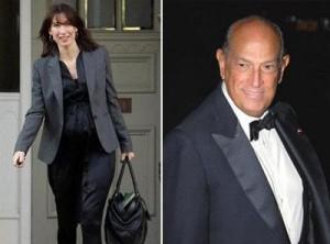 Oscar de la Renta diz que quer vestir Samantha Cameron, mulher do novo primeiro-ministro britânico, David Cameron.