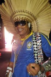 Carlinhos Brown fará parte do maior festival do continente africano.