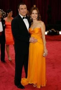 John Travolta e Kelly Preston estão esperando gêmeos!