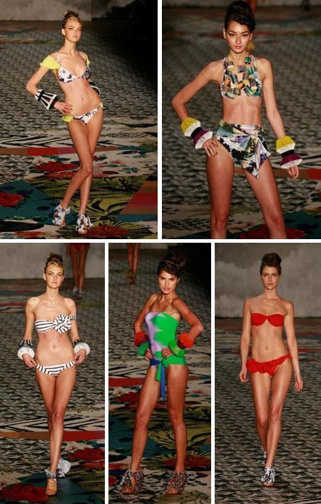 Desfile Salinas no Fashion Rio: moda para o verão