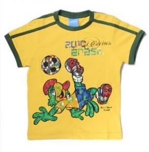 Tyrol cria camiseta com estampa do Zé Carioca 075375c3da4