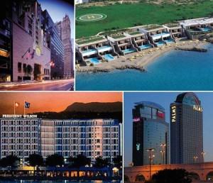Para você, glamurette, que adora ficar bem hospedado nas suas viagens, o site Style Crave listou os hotéis mais luxuosos e caros para se passar uma noite.