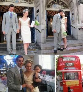 Glamurama mostra as fotos do casamento de Charlotte Dellal e Maxim Crewe.