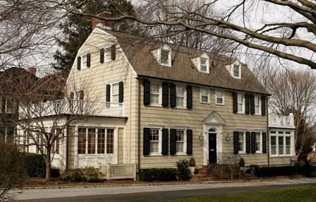 Casa de Amityville, em Long Island: no foco do PETA