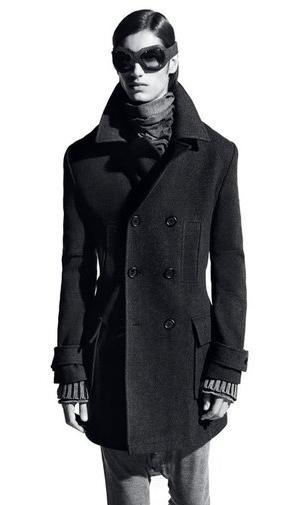 Trench-coat da Osklen: peça conceito