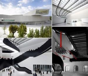 Depois de 11 anos e cerca de US$ 185 milhões gastos, o MAXXI, em Roma, está aberto ao público.
