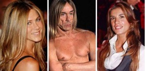 Elisabetta Canalis andou falando mal de Jennifer Aniston… Será?