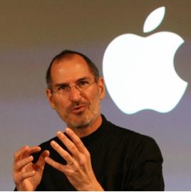 O CEO da Apple, Steve Jobs, deixou todo mundo boquiaberto na abertura da conferência anual All Things Digital.