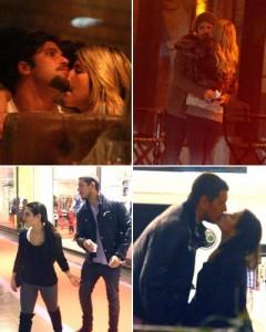 Giovanna Ewbank e Bruno Gagliasso, Cleo Pires e o namorado, em clima de romance.