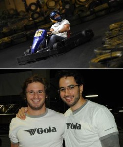 Acontece nesta terça-feira a terceira etapa do Haute Kart Challenge.
