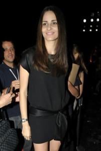 Glamurama sabe que Fernanda Tavares vai desfilar com exclusividade para a marca de moda praia Paola Robba.