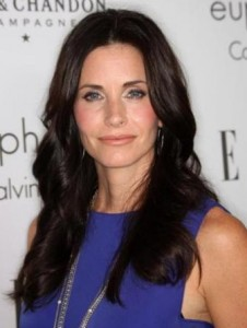 "Courteney Cox pareceu bastante enciumada com o sucesso de… ""Sex and the City"". Sim, glamurette…"