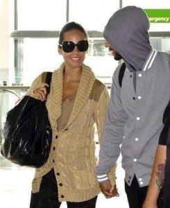 Alicia Keys viaja para a África do Sul para se apresentar na abertura da Copa.