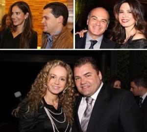 Manuela Elias, Helena Caio e Tatiana Monteiro de Barros presenteam dez casais superbacanas neste Dia dos Namorados.