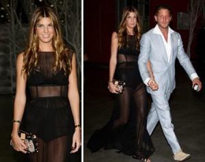 Glamurama, que adora o estilo hi-lo de Bianca Brandolini, não poderia deixar de registrar o modelito escolhido pela socialite para um evento que rolou em Milão.