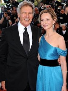 Harrison Ford se casa pela terceira vez.