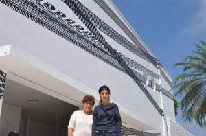 A estilista Raquel Davidowicz foi convidada para fazer parte da programação cultural da Casa França-Brasil.
