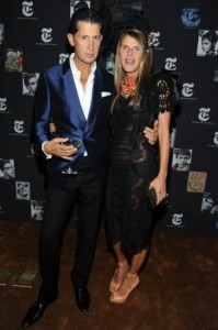 "Anna Dello Russo, editor in chief of the Japanese ""Vogue"", could be being probed by Stefano Tonchi, from ""V"" magazine, for the job of fashion director."