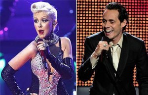 """CBS's TV program """"The Early  Show"""" is organizing a concert with Christina Aguilera and Marc Anthony, among others, to sing and remember Michael Jackson."""