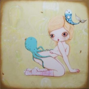 """Nina Pandolfo abre exposição na """"Desafiando Sonhos"""", na Galeria Leme, nesta quinta-feira."""
