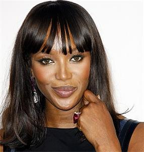 Naomi Campbell is going to deal with Justice real soon.