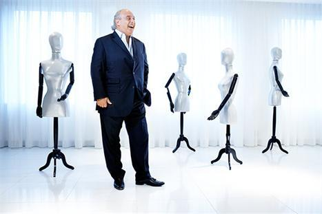 Philip Green: betting on Brazil
