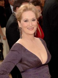 "Meryl Streep is about to live in the movies one of the most challenging parts of her life: the ""Iron Lady""."