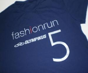 A Olympikus escolheu 50 bacanas para ganharem uma camiseta exclusiva do Fashion Run.