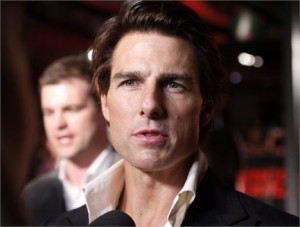 "Tom Cruise fala que está fora de sequência de ""Top Gun""."