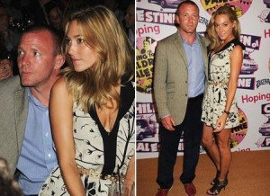 Guy Ritchie and model Jacqui Ainsley, they have decided, only now, to confirm their relationship.