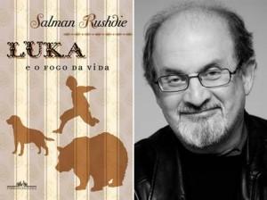 Rushdie lança fábula para jovens na Flip, mas deve falar de política.