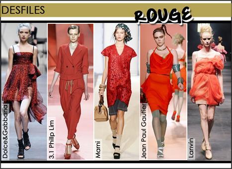 Look vermelho: tendência