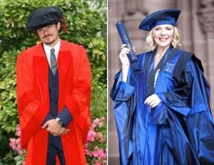 O que os atores Orlando Bloom e Kim Cattrall têm em comum?