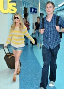 Jessica Simpson's love life is roller coaster ride and now it has just gone up again.