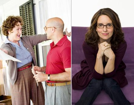 """Meryl Streep e Stanley Tucci e Tina Fey: juntos em """"Mommie & Me"""""""