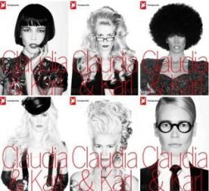 O destaque da Colette, de Paris, nesta semana é uma revista alemã assinada por Karl Lagerfeld.