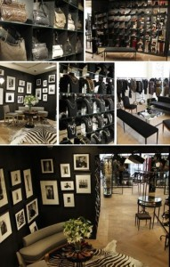 After a lot of rehearsing, Lanvin finally opened doors to the first store at Madison Avenue in Manhattan.