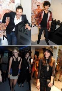 Marc Jacobs deu uma festa de arrasar o quarteirão na noite dessa quinta-feira, em Londres.