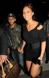 Alicia Keys está mais atenta a sua carreira.