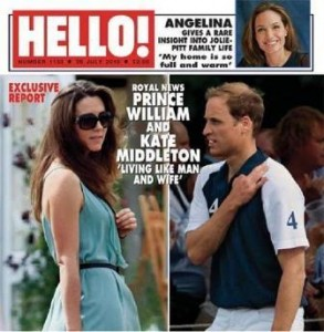 Prince William and Kate Middleton´s wedding has been one of the main subjects in British media these past months.