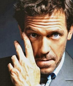 """Hugh Laurie, famous for being doctor Gregory House in the winning series """"House"""", is about to close another contract."""